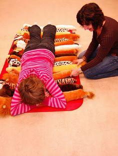 TERAPIA OCUPACIONAL INFANTIL JOHANNA MELO FRANCO: Dicas de Brincadeiras Sensoriais parte 8
