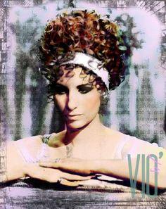 Barbra Streisand, beautiful photo of her