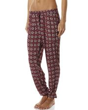 TIGERLILY BOTEH PANT - PLUM on http://www.surfstitch.com