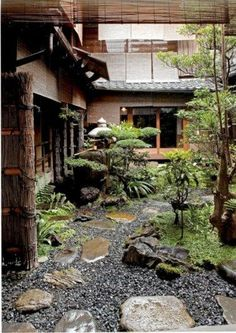 Backyard japanese garden ideas 28 #japanesegarden