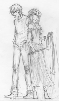 The Lightwoods by *burdge-bug on deviantART - This is a little different interpretation but I like it.