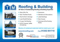 TM Roofing and Building