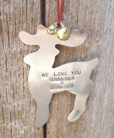 Our First Home Ornament Personalized 1st Home Christmas Ornament