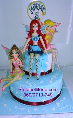 Winx cake
