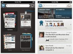 LinkedIn lance son application iPad. Disponible ici: http://itunes.apple.com/fr/app/linkedin/id288429040?mt=8