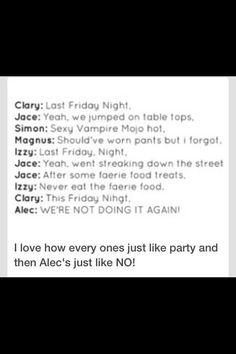 That's pretty much how Alec is. He is the grumpy frumpy dad that no one listens…