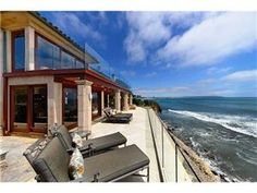 Oceanfront living in La Jolla is certainly an enviable life experience, made even more special by the unique attributes of this unbelievable home! $7,750,000.