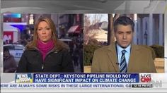 Even CNN Admits That Keystone Pipeline Won't Impact Climate Change