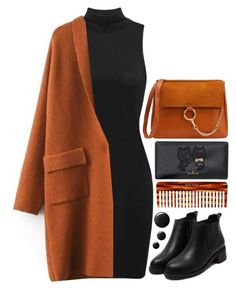 Rosegal 1.6 by emilypondng on Polyvore featuring polyvore, fashion, style, Mason Pearson, clothing and orangecrush