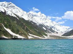 Lake Saif-ul-Muluk Naran Pakistan [OC] [1600x1200]