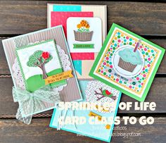 Sootywing Studios: Sprinkles of Life Class to Go!