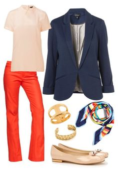 The Search For Stylish Work Wear