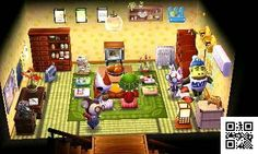 Kotatsu and calm of Tama origin. The Ja first of 3 rooms. It seems to have been soaring to put in the hands of the long-sought kotatsu ... # Happy Home # ACHappyHome # 3DS