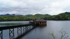 Lake Tahoma near Marion, NC