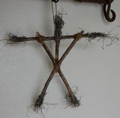 Blair Witch Stick Figure