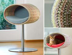 ModernCat is the best. Another great piece of furniture for the kitties.