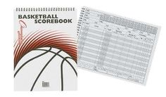 Champion Sports Basketball Scorebook by Champion Sports. $6.25. Record the stats and skills of your team with the Champion Sports Basketball Scorebook. This spiral bound book features a heavy cardboard back and a hardcover, so it will last the whole season through. Record all stats for each player in individual quarters, and keep track of the team roster on the final page. The Basketball Scorebook also includes instructions for scoring, so new coaches and fans can kee...