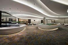 STEVE LEUNG DESIGNERS - Double Cove Sales Office Hong Kong: