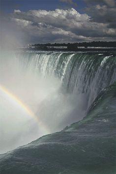 Niagara Waterfalls, Ontario, Canada  The waterfalls of Niagara Falls are…