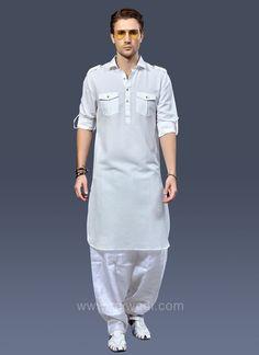 Cotton Silk Wedding Pathani Suit is part of Boys kurta - Kurta Pajama Men, Kurta Men, Designer Suits For Men, Designer Clothes For Men, Men Clothes, Man Dress Design, Wedding Kurta For Men, Mens Traditional Wear, Mens Shalwar Kameez