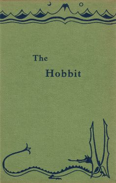 1937 edition. For more resources and activities ideas for THE HOBBIT by J.R.R. Tolkien, visit http://www.litwitsworkshops.com/free-resources/the-hobbit/