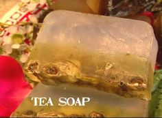 Herbal Tea Soaps