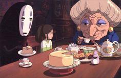 the best story ever, cesta do fantazie, japanese film, Hayao Miyazaki
