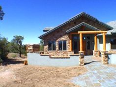 Home of the Month Lodge House Prescott AZ
