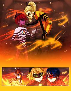 Nathchlo Trash Art by ARSugarPie on DeviantArt Anime Miraculous Ladybug, Chloe Miraculous, Lady Bug, Ladybugs Movie, Mlb, Marinette Ladybug, Trash Art, Cat Noir, Ladybug Comics