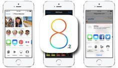 iOS 8.2 Estará Disponible para Descargar la Próxima Semana (iPhone y iPad) Ios 8, Ipad, Electronics, Iphone, Budget, Consumer Electronics