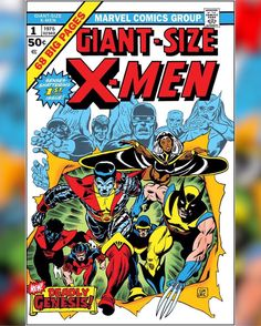 Please Read:: If you follow my account then you know I am an X-Men fan. Well coming this April marvel is re-releasing Key X-Men issues under the title True Believers. Issues include Giant Size X-Men 1  X-Men issue 1 from 1963  X-Men issue 1 from 1991  Uncanny X-Men issue 281  New mutants issue 1  X-Force issue 1 from 1991  Generation X Issue 1 from 1994  Astonishing X-Men Issue 1 from 2004  New mutants issue 87 (first appearance of cable)  Download images at nomoremutants-com.tumblr.com  Key…