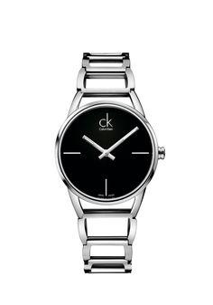 Calvin Klein Damenuhr K3G23121 mit Gravur. Laser-Gravur für Text und Grafiken möglich