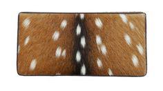 Vintage Deer Fur Clutch! | eBay