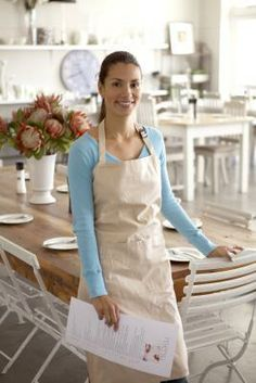 Starting a home-based food business combines the love of cooking with a career.