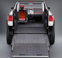2017 Dodge Rampage interior