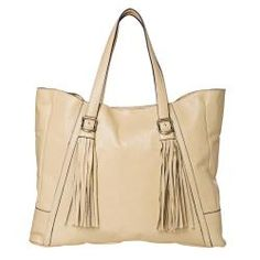 See by Chloe Cream Leather Tote Bag - Overstock™ Shopping - Big Discounts on See By Chloe Designer Handbags