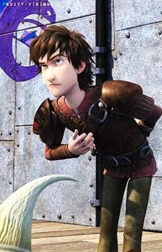 RTTE | Hiccup | He is not pleased. In fact, I'd say that he's so done! lol XD