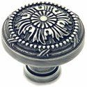 Classic Brass - St. Georges Collection Antique Pewter Knob 1 1/2 inch (38mm) - ( 1402AP )