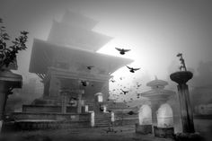 In the Underbelly of Kathmandu by Larry Louie