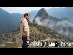 Traveling to Machu Picchu, we go to the town of Agua Calientes, and show you what most people don't show you! The REAL Machu Picchu! Patreon Community: https. Machu Picchu Mountain, Mysterious Places, Trip Planning, The Good Place, Documentaries, Journey, Social Media, Adventure, Youtube