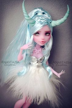 EXTRALONG DOLL HAIR 16-18 HEAT RESISTANT Hair for wig,reroot ,weft,custom Monster High,Bjd wig,Blythe,Dollfie,Pullip,Minifee,Msd,Sd,Mlp,Ever After High,Barbie,Ooak dolls and so on... 10% off when you spend over 25$---15% off when you spend over US$100---20% off when you spend over