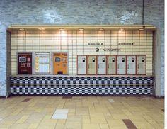 Bahnhof Berlin-Alexanderplatz  1988