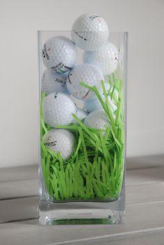 Sports Centerpieces, Golf Party Decorations, Bunker, Golf Ball Crafts, Golf Cart Accessories, Girls Golf, Ladies Golf, Masters Golf, Golf Photography