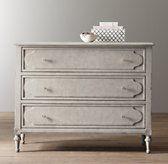 Bellina Dresser in Vintage Grey at RH Baby & Child
