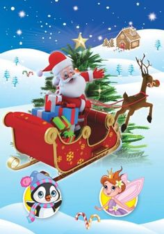 Santa Saves Christmas at Redgrave Theatre in Bristol on 20 December 2016