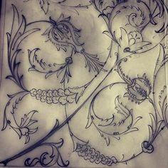 #deryasyavuz#tezhip#tazhib#desen#art#artwork#turkishart#islamicart#gelenekselsanatlar#painting#picture#drawing#sanat#klasik#halkar#instagram#instagood#instamood#instalike#instadaily#