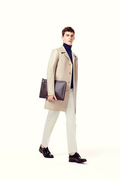 Bally Menswear - Pasarela