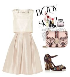 """""""Без названия #1506"""" by anastasiiastyles ❤ liked on Polyvore featuring Untold, Valentino, Dolce&Gabbana and Gucci"""