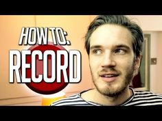 How To Make Videos Fridays With Pewdiepie Part 92 Youtube Sponsorship, Pewdiepie Youtube, Made Video, Cool Watches, The Secret, Sony, Vegas, Online Video, Film