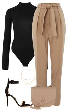 """""""Untitled #698"""" by bellax0x on Polyvore featuring Yeezy by Kanye West, Polo Ralph Lauren, Gianvito Rossi, Etienne Aigner and Lana"""